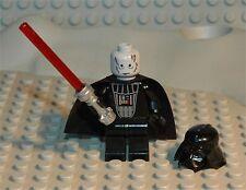 LEGO MINIFIG PERSONNAGE FIGURINE STAR WARS : DARK VADOR 2006 + SABRE NEUF