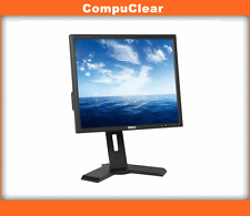 """Dell P190s 19"""" LCD Monitor - Grade C - With cables"""