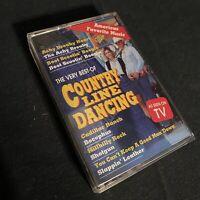 Country Line Dancing Cassette Tape As Seen On TV Bocephus Bop Hillbilly Rock