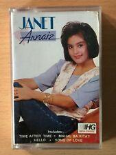 JANET ARNAIZ PHILIPPINES OPM Cassette Tape