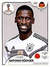 Panini Fifa World Cup 2018 Russia Sticker 436 Antonio Rüdiger Deutschland