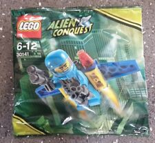 X 20 LEGO Alien Conquest ADU jet Pack Polybag Set 30141 -ideal birthday gifts-