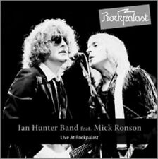 Ian Hunter nastro feat. Mick Ronson-Live at rock Palazzo-CD MADEINGERMANY