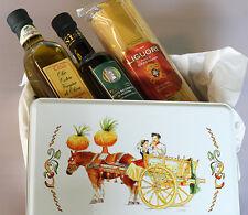Balsamic vinegar, Italian pasta and Italian olive oil gift pack