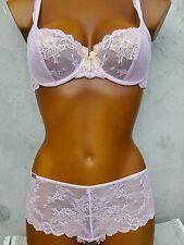 """CHARLOTT""""lingerie soutien gorge 90C+bas 1 diapason neuf ss etiquette val100e"""