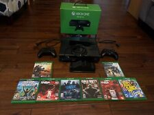 Xbox One 500gb Console -with Games, Two Wireless Controller And Charger