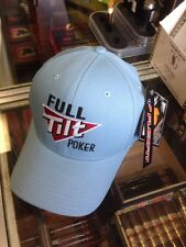 Full Tilt Poker Flexfit Hat L/XL