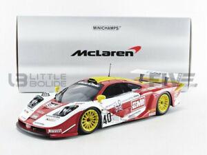 MINICHAMPS 1/18 - MC-LAREN F1 GTR - LE MANS 1998 - 530133840