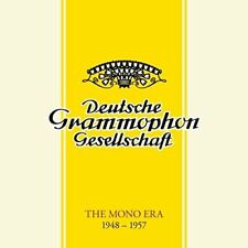 Deutsche Grammophon the Mono Era 1948 - 1957 (coffret 51 Cd) 01/01/1900