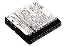 BATTERIA agli ioni di litio per Casio Exilim Zoom EX-Z1000BK Exilim Pro EX-P600 NUOVO