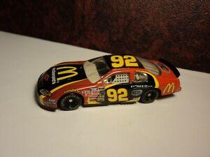 Winner's Circle 1:64 McDonald's #92 Chevy Tony Stewart NASCAR Busch Series Loose