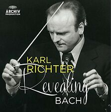 Karl Richter - Revealing Bach [New CD] Italy - Import
