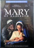 Mary of Nazareth Epic Film On The Mother Of Christ 2-Disc Collector Edition NEW