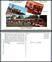 PENNSYLVANIA Postcard - Erie, Waite's Cavaliero Motel & Restaurant F30