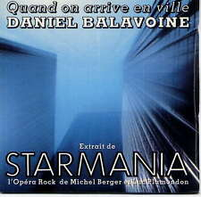 DANIEL BALAVOINE - rare CD Single - Europe  - sealed