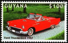 1957 FORD THUNDERBIRD T-Bird Classic Car Stamp