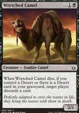 Wretched Camel NM X4 Hour of Devastation Black Common