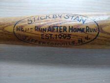 Stick by Stan Baseball Bat 1995 Ken Griffey Jr.