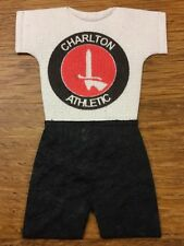 Craft Clearout 10 x Mulberry FOOTBALL KIT Team Toppers CHARLTON ATHLETIC FC BNIP