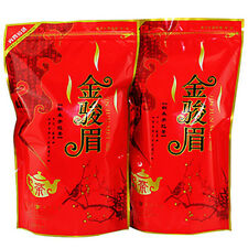 250g New Supreme Organic Jin Jun Mei Jinjunmei Golden Eyebrow Wuyi Black Tea