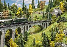 """Faller 222597 ~ Viadukt-Set """"Val Tuoi"""", Spur N, Neu 2017"""
