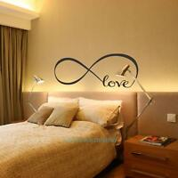 Removable Circle Love Wall Sticker Art Vinyl Decal Mural Home Living Room Decor