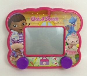 Etch A Sketch Disney Doc McStuffins Draw Screen Toy Ohio Art The World of Toys
