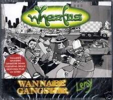 WHEATUS - WANNABE A GANGSTAR LEROY CDS Sigillato