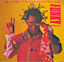 ++ERIC AND THE GOOD GOOD FEELING funky (3 versions) MAXI 1989 EQUINOXE VG++