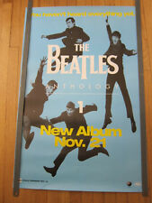 BEATLES Anthology 1 Promo Poster 24x36