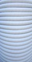 Lysel® TPU Desmopan Gummi Seil gefüllt 7mm weiß