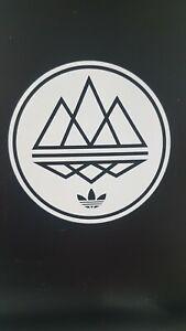 Adidas SPZL MTF SPEZIAL Car Window/Bumper Vinyl Decal Sticker 90mm x 90mm