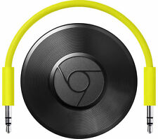 Google Chromecast Audio Digital Media Streamer - Black