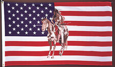 DRAPEAU USA AMERICAIN INDIEN- USA FLAG -150x90cm