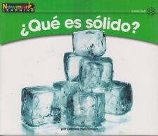 Newmark Learning Spanish: Que es solido? Level E Science (set of 6)