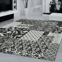 Beautiful Combination Of Classic And Modern Design Rug Carpet Soft All Sizes