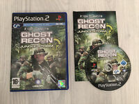Tom Clancy's Ghost Recon: Jungle Storm (Sony PlayStation 2, 2004) Complete VGC