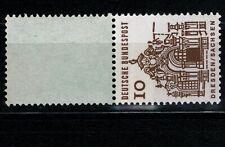 BRD Rollenende Mi. - Nr. 454 mit einem Leerfeld postfrisch
