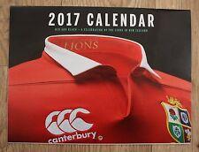 2017 British & Irish Lions New Zealand Tour Calendar - Rugby Union