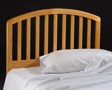 Hillsdale Furniture 1108HTWR Carolina Headboard - Twin with Rails Country Pine