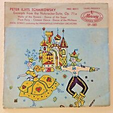CLASSICAL EP-TCHAIKOVSKY-Excerpts from the Nutcracker -MERCURY Israeli 7'' RARE