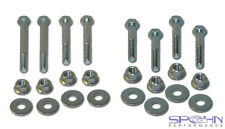 Front Upper & Lower A-Arms Mounting Hardware Bolt Kit | 1978-1987 GM G-Body