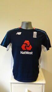 England Cricket Training Shirt Jersey 2019 Small