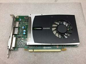 Dell Nvidia Quadro 2000 1GB GDDR5 PCIex16 Graphics Card 02PNX