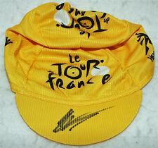 Alberto Contador - Autographed - Signed Tour De France Yellow Cycling Cap / Hat