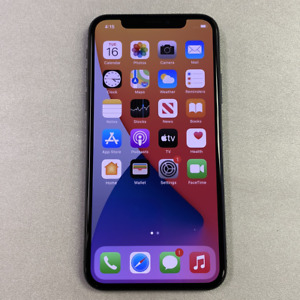 Apple iPhone X - 64GB - Gray (Unlocked) (Read Description) AI1059