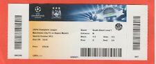 Orig.Ticket  Champions League  2013/14  MANCHESTER CITY - BAYERN MÜNCHEN  !!