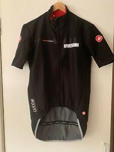 Castelli Black Gabba 2 Cycling Jersey (Branded- Sportissimo)
