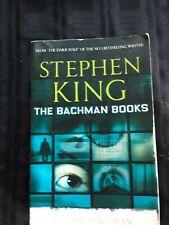 Stephen king the bachman books