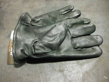 ANSELL ACTIVARMR  DEERSKIN BLACK GLOVES LINED 46-308 104567 276101 Size XL  New